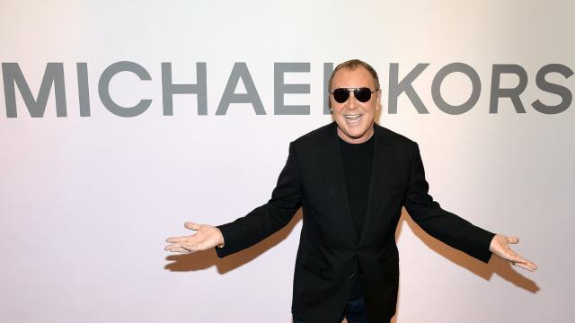 مایکل کورس طراح مد معروف امریکایی