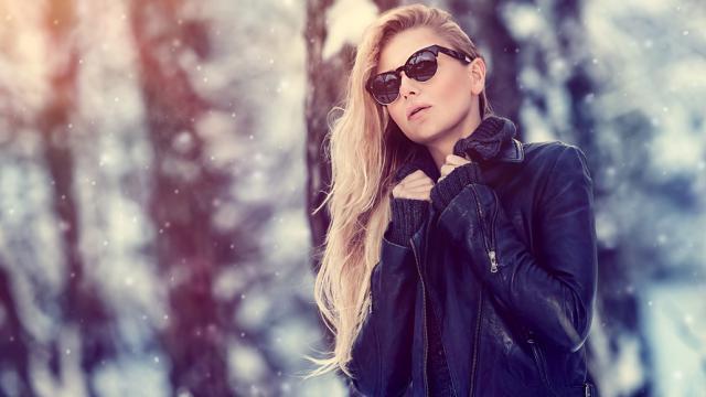 چرا باید در زمستان هم از عینک آفتابی استفاده کنید؟