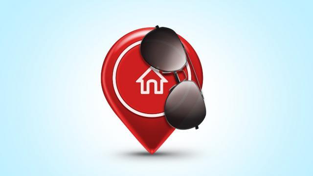 خرید آنلاین عینک و درخواست پرو در محل