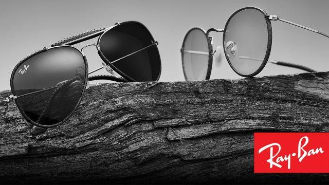 عکس سر مقاله تاریخچه پرفروش ترین عینک های ری بن