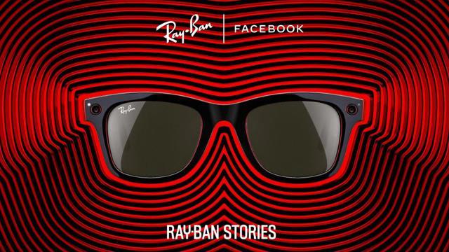 مدل ویفرر عینک هوشمند ری بن فیس بوک