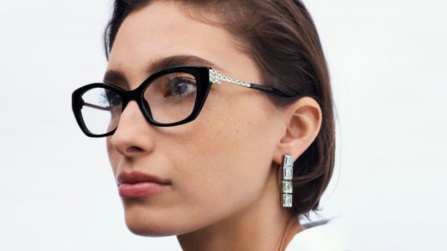 معرفی عینک های طبی سواروسکی - Swarovski
