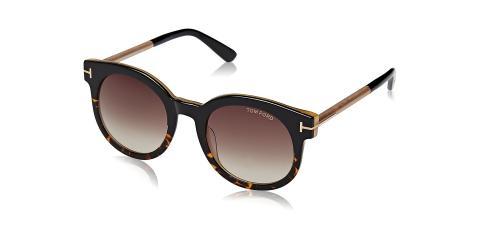 عینک آفتابی تام فورد - زاویه سه رخ