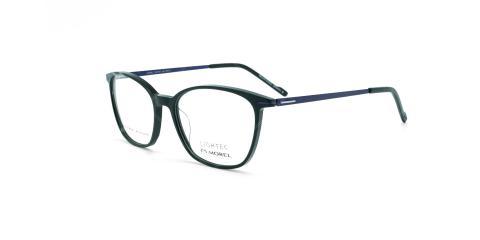 عینک طبی لایتک -  LIGHTEC 30088L - عکاسی وحدت - مشکی - عکس زاویه سه رخ