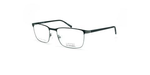 عینک طبی لایتک -  LIGHTEC 30128L - عکاسی وحدت - مشکی - عکس زاویه سه رخ