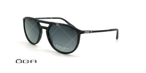 عینک آفتابی دو پل اوگا - OGA 10032O - عکاسی وحدت - عکس زاویه سه رخ