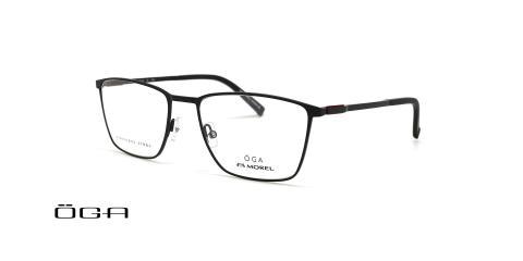 عینک طبی مربعی اوگا - MOREL OGA 101170 - عکس از زاویه سه رخ