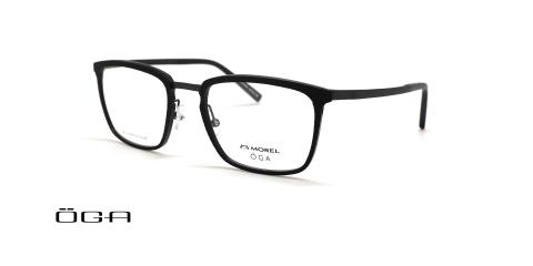 عینک طبی مستطیل اوگا - OGA 10149O - عکس از زاویه سه رخ