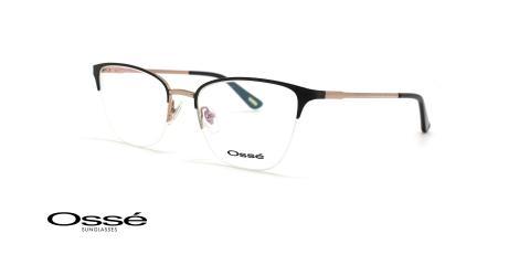 عینک طبی زنانه زیرگریف اوسه - OSSE OS12492 - عکاسی وحدت - عکس زاویه سه رخ