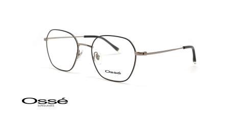 عینک طبی فلزی اوسه - OSSE OS12538 - عکاسی وحدت - عکس زاویه سه رخ