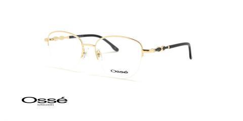 عینک طبی زنانه زیرگریف اوسه - OSSE OS12545 - عکاسی وحدت - عکس زاویه سه رخ