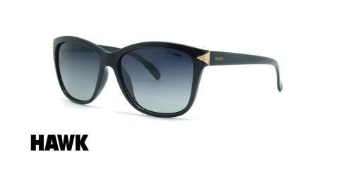 عینک آفتابی هاوک - HAWK HW1626 - عکاسی وحدت- عکس زاویه سه رخ