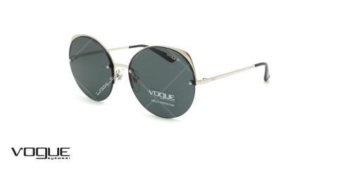 عینک آفتابی گرد وگ - VOGUE VO4081S - عکاسی وحدت - عکس زاویه سه رخ