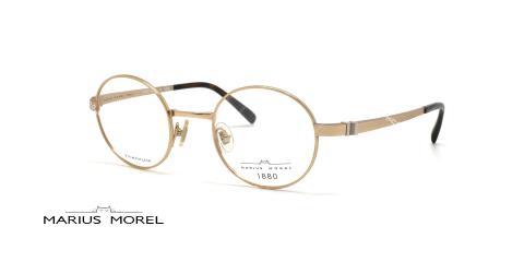 عینک طبی مورل -   MARIUS MOREL 2818M - عکاسی وحدت - عکس زاویه سه رخ