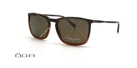 عینک آفتابی اوگا - OGA 10033O - عکاسی وحدت - عکس زاویه سه رخ