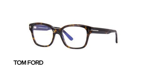 عینک طبی ام فورد - TOM FORD TF5535B - عکاسی وحدت - عکس زاویه سه رخ