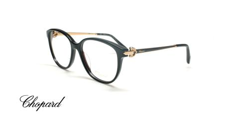 عینک طبی شوپارد - CHOPARD VCH245S - عکاسی وحدت - عکس زاویه سه رخ