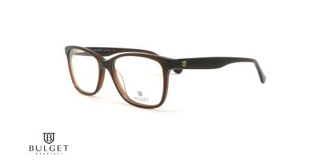 عینک طبی کائوچویی بولگت - BULGET BG6232 - عکاسی وحدت  - عکس زاویه سه رخ