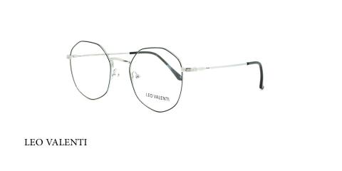 عینک طبی چندضلعی لئوولنتی - LEO VALENTI LV532