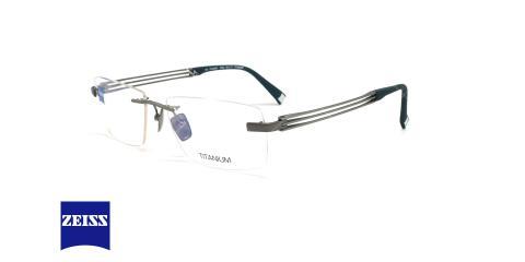 عینک طبی گریف زایس ZEISS ZS60001 - نوک مدادی - عکاسی وحدت - زاویه سه رخ