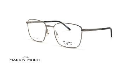 عینک طبی مربعی ماریوس مورل - 50087M - عکس از زاویه سه رخ
