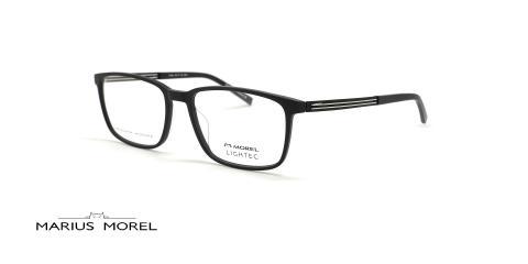 عینک طبی مستطیل لایتک - LIGHTEC 30192L - عکس از ازویه سه رخ