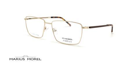 عینک طبی مستطیلی مورل - MARIUS MOREL 50064M - عکس از زاویه سه رخ