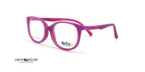 عینک طبی بچگانه -Centro style 0172- عکس از زاویه سه رخ