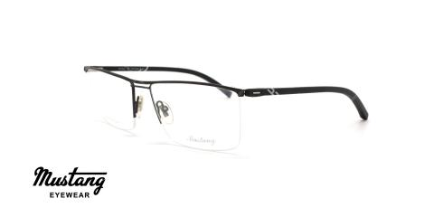 عینک طبی زیرگریف موستانگ - MUSTANG MU6790 - عکاسی وحدت - عکس زاویه سه رخ