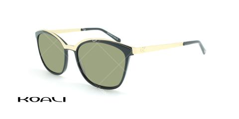 عینک آفتابی کوالی - KOALI 20045K - عکاسی وحدت - زاویه سه رخ