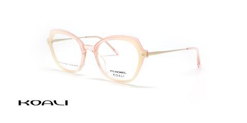 عینک طبی پروانه ای کوالی - MOREL KOALI  20086K - عکس از زاویه سه رخ