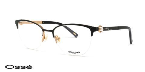 عینک طبی زیرگریف اوسه os12013 - اپتیک وحدت - عکس از زاویه سه رخ