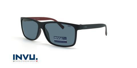 عینک آفتابی اینویو - INVU T2714 - عکاسی وحدت - عکس زاویه سه رخ