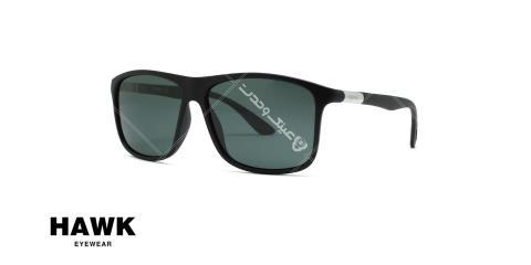 عینک آفتابی مربعی هاوک HAWK 1670- عکاسی وحدت - عکس از سه رخ