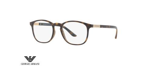 عینک طبی جورجیو آرمانی - GIORGIO ARMANI AR7167 - عکاسی وحدت - عکس زاویه سه رخ