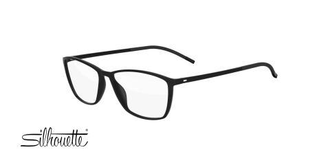 عینک طبی کائوچویی سیلوئت - Silhouette spx1560 - عکاسی وحدت - عکس زاویه سه رخ
