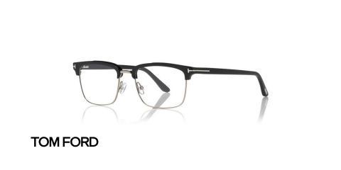 عینک کلاب مستر طبی تام فورد - TOM FORD TF5504 - عکاسی وحدت - عکس زاویه سه رخ