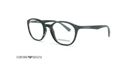 عینک طبی امپریو آرمانی - EMPORIO ARMANI EA3079 - عکاسی وحدت - عکس از زاویه سه رخ