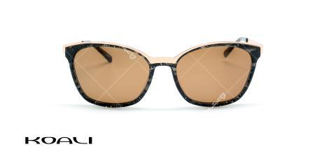 عینک آفتابی کوالی - KOALI 20046K - عکاسی وحدت - زاویه سه رخ