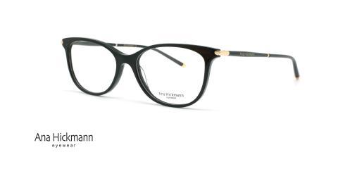عینک طبی کائوچویی گربه ای آناهیکمن - ANA HICKMANN AH6311 - عکاسی وحدت - عکس زاویه سه رخ