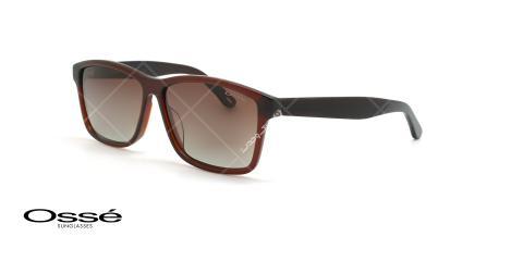 عینک آفتابی مستطیلی اوسه - Osse OS2571 - قهوه ای - عکاسی - زاویه سه رخ