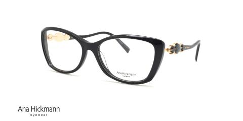 عینک طبی کائوچویی گربه ای آناهیکمن - ANA HICKMANN AH6227 - عکاسی وحدت - عکس زاویه سه رخ