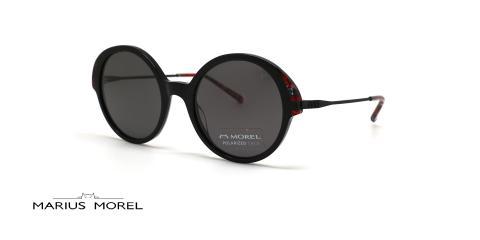 عینک آفتابی گرد زنانه مورل - MARIUS MOREL 80047A - عکس از زاویه سه رخ