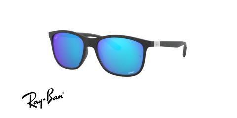 عینک آفتابی کرومانس ری بن - RayBan RB4330 CHROMANCE - عکس زاویه سه رخ