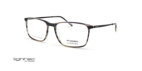 عینک طبی مستطیلی لایتک -  LIGHTEC 30104L - عکس از زاویه سه رخ