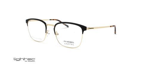 عینک طبی فلزی لایتک - LIGHTEC 30196L - عکس از زاویه سه رخ