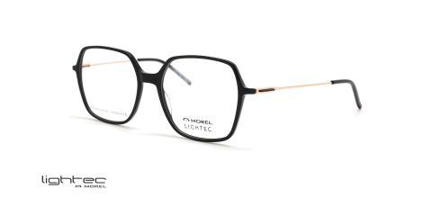 عینک طبی مربعی لایتک - LIGHTEC 30223L - عکس از زاویه سه رخ