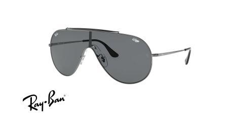 عینک آفتابی ری بن - Ray ban WINGS RB3597 - عکس از زاویه سه رخ