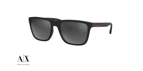 عینک آفتابی آرمانی اکس چنج - ARMANI EXGHANGE AX4080S - عکاسی وحدت - عکس زاویه سه رخ