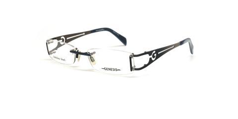 عینک طبی گریف جنسیس  - GENESIS GV1217 - عکاسی وحدت - عکس زاویه سه رخ